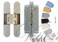 KUBICA 7080 DXSX, NS универсальная петля, цвет Матовый никель (80 kg)