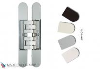 KUBICA 7200 DXSX, CS универсальная петля, цвет Матовый хром (200 kg)