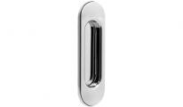 Ручка на раздвижные двери Tupai 4052-03 Хром полированный (1шт)