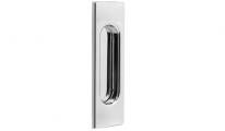 Ручка на раздвижные двери Tupai 4053-03 хром