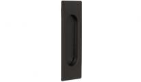 Ручка на раздвижные двери Tupai 4053-153 черный 1 шт.