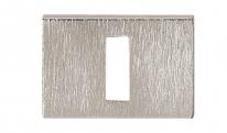 Накладка Tupai 1985-142 прорезь никель