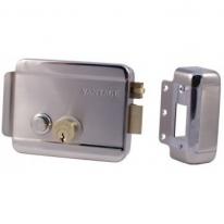 Замок электромеханический Vantage VE042 SNL матовый никель