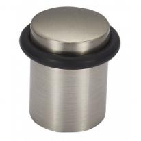 Ограничитель дверной напольный Vantage DS2SN матовый никель