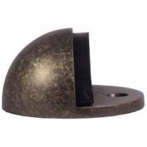 Ограничитель дверной напольный Vantage DS3BR состаренная бронза