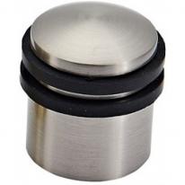 Ограничитель дверной напольный Vantage DS5SN матовый никель