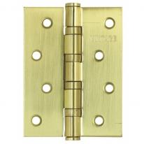 Петля дверная универсальная Vantage B4 SB матовое золото
