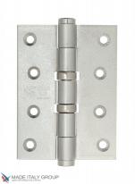 Петля дверная универсальная ALDEGHI BASIC 102x76x3 матовый хром ALD099