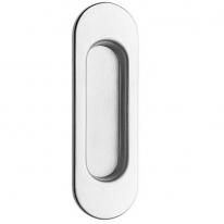 Ручка на раздвижные двери Tupai 4052-96 матовый хром