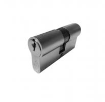 Цилиндровый механизм Cortellezzi 116 30x30 ключ/ключ Матовый хром 3 ключа