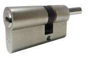 Цилиндровый механизм Guardian (Гардиан) с вертушком GB 72 мм (36/36V) Ni никель 5 кл. /128:4792/