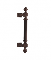 Скоба дверная Melodia 740 Impero Античная бронза 430 мм