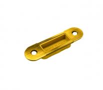Ответная планка для магнитных замков Morelli Innovation W8 планка PG Золото