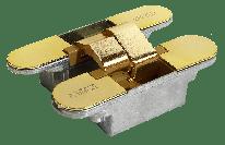 Скрытые петли Morelli с 3-D регулировкой HH-3 PG Цвет - Золото 40/60 кг