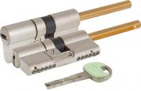Цилиндровый механизм под вертушку (дл. шток) C48P513101C5 (82 мм/46+10+26), МАТ.НИКЕЛЬ