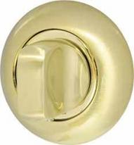 Ручка поворотная WC-BOLT BKW8-1SG/GP-4 матовое золото/золото