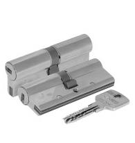 Цилиндровый механизм Cisa ASTRAL S ОА3S1-19.12 (80 мм/30+10+40), НИКЕЛЬ