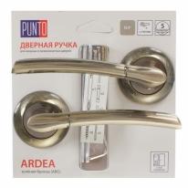 Ручка раздельная ARDEA TL/HD ABG-6 зеленая бронза